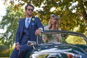 Tweed Suit, Men's Wedding Suit Hire Peterborough, Cambridgeshire