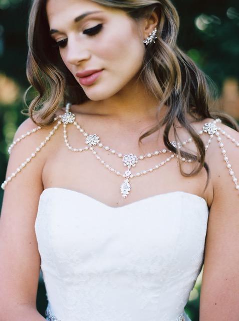 Vow Bridal Gallery, En Vogue Accessories, E1761 & SJ1728