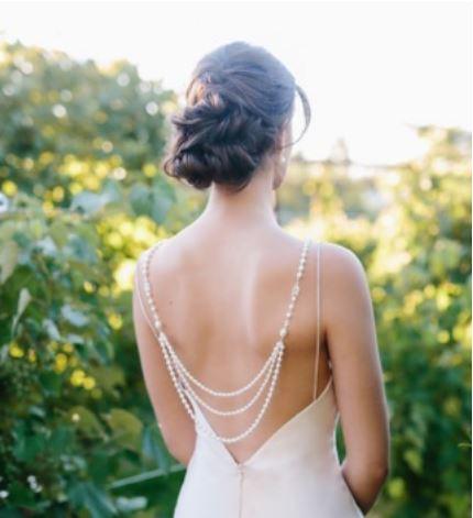 Vow Bridal Gallery, En Vogue Accessories, HB1657