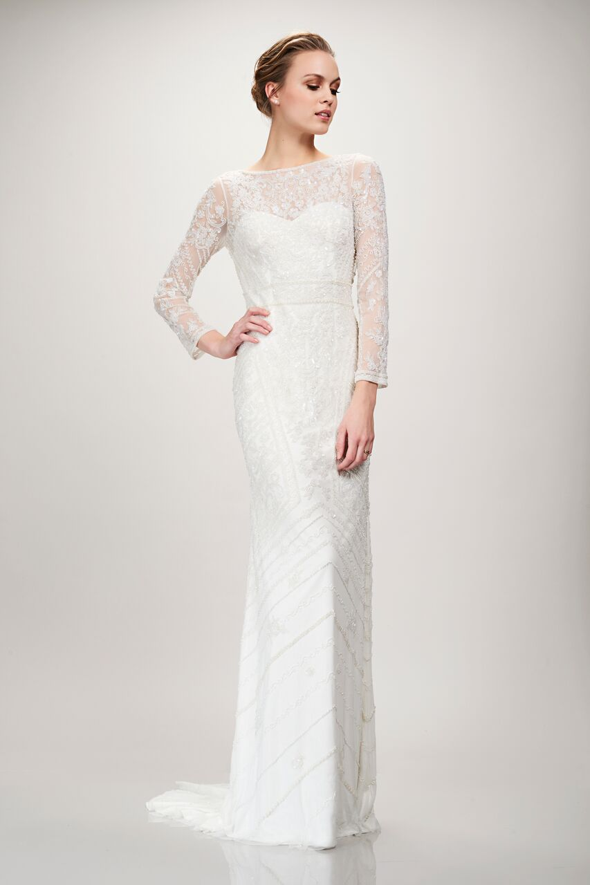 THEIA Wedding Karina Vow Bridal Gallery Peterborough