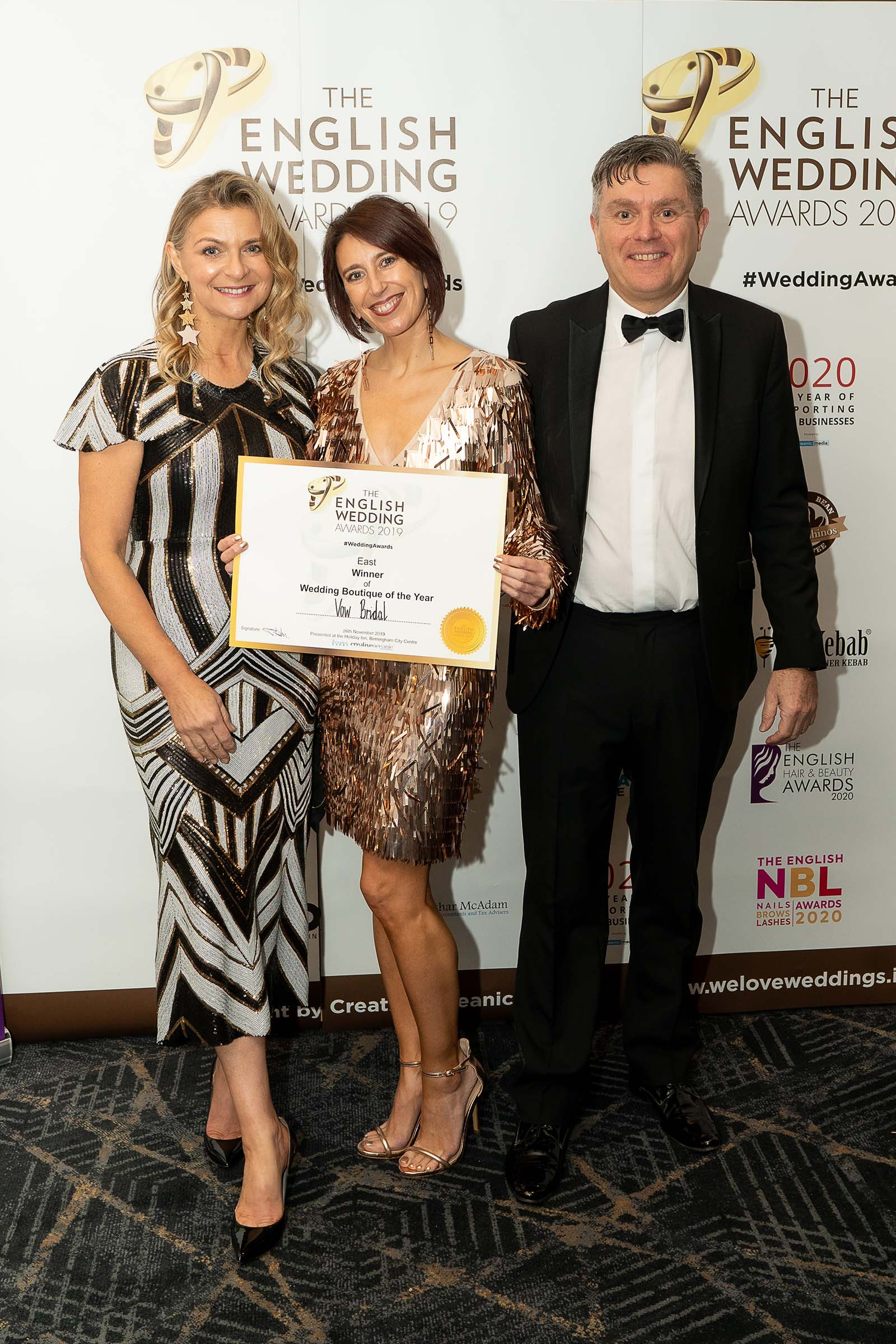 Vow Bridal Gallery The Award Winners Peterborough Cambridgeshire